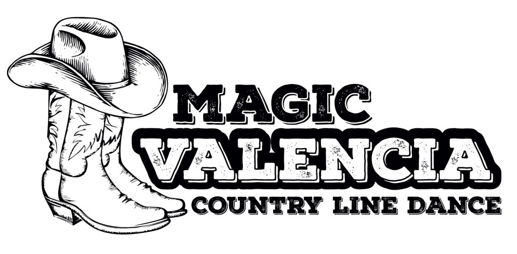 logo de Magic Valencia Country Line Dance Clases de Country en Valencia